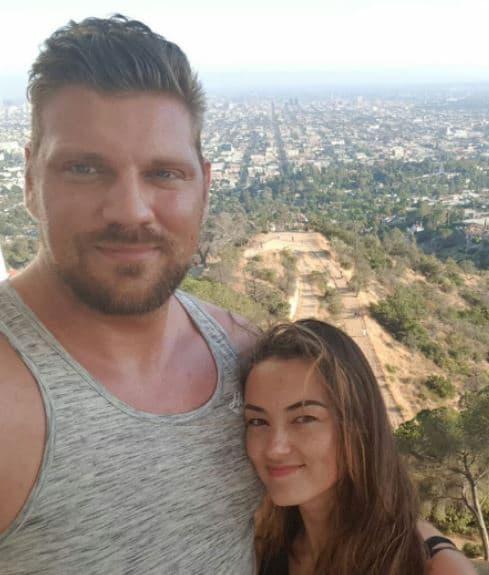 Olivier Richters Dating, Girlfriend, Partner, Wife