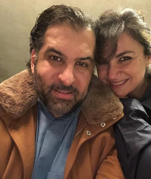 Amr Zedan wife