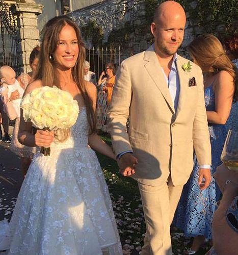 Daniel Ek Married, Wife, Children