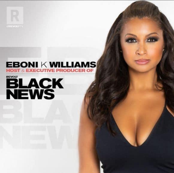 Eboni K. Williams Net Worth, Salary, Income