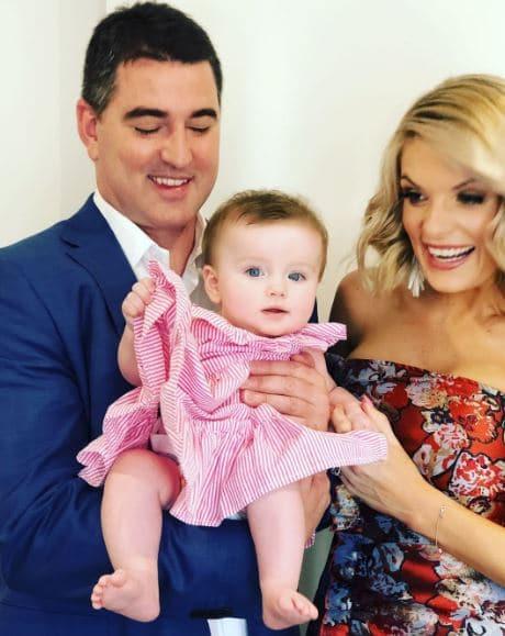 Erin Molan Married, Husband, Children