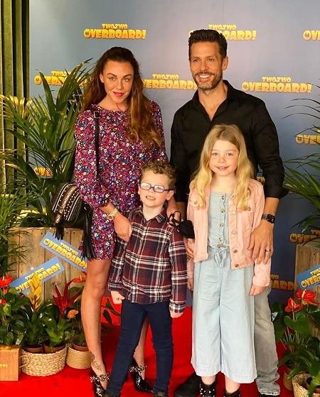 Michelle Heaton husband, children