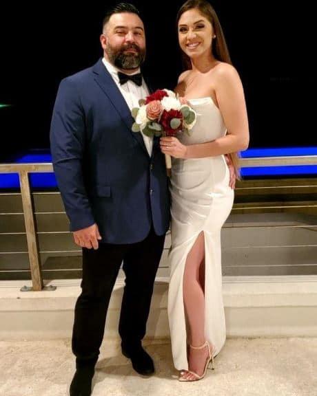 Rikkie Leigh Robertson Married, Husband, Partner