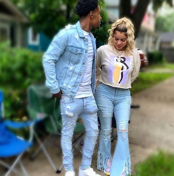 Shya L'amour Dating, Partner, Husband