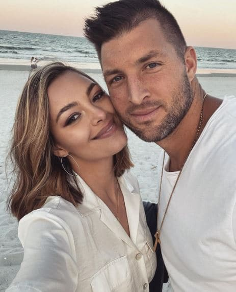 Tim Tebow Married, Wife, Children