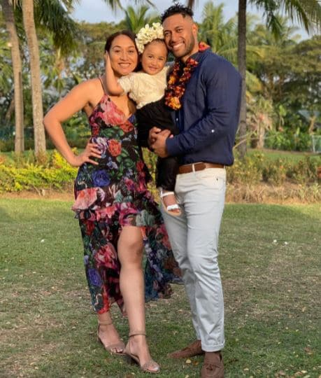 Uli Latukefu Married, Wife, Daughter