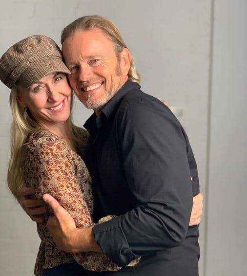 Vanessa Scammell Partner, Husband, Married