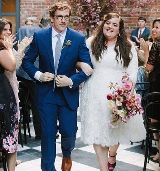 Aidy Bryant Married, Husband, Wedding