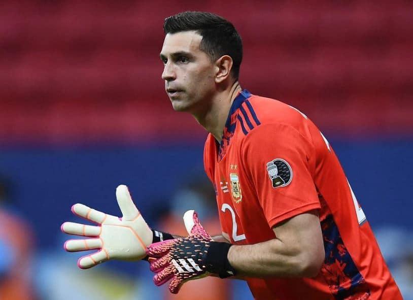 Emiliano Martinez Net Worth, Income, Salary