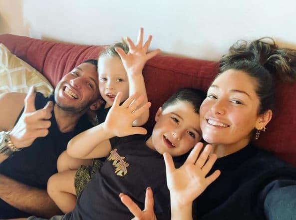Erin Mcnaught Married, Husband, Children