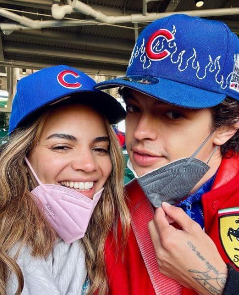 Leslie Grace Dating, Boyfriend, Partner