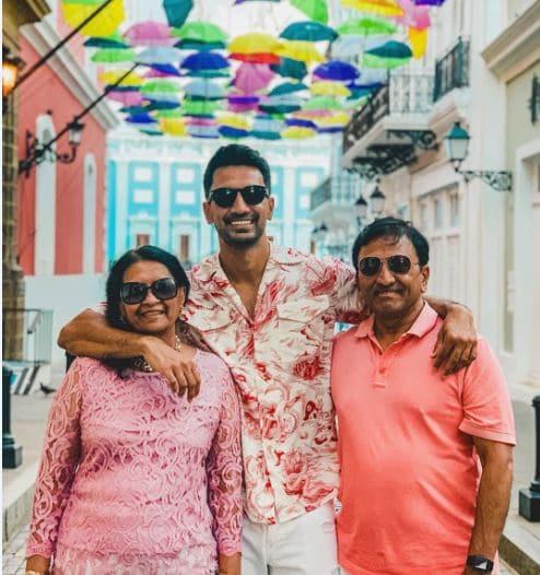 Metul Shah Parents, Sister, Family