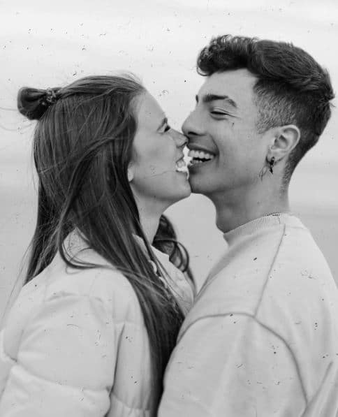 Naim Darrechi Dating, Girlfriend, Partner