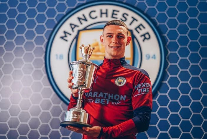 Phil Foden Net Worth, Salary, Income