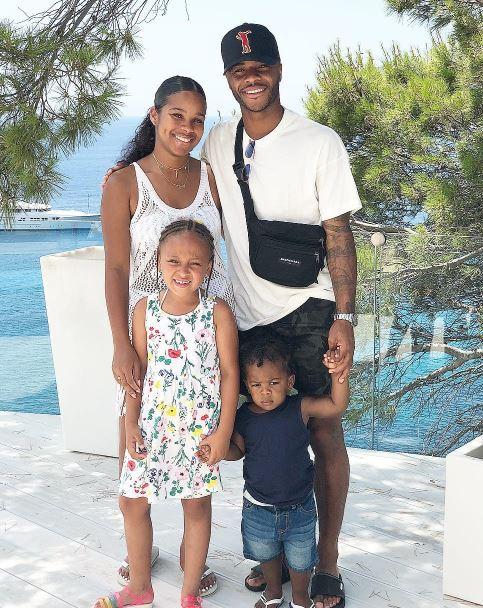 Raheem Sterling Partner, Wife, Children