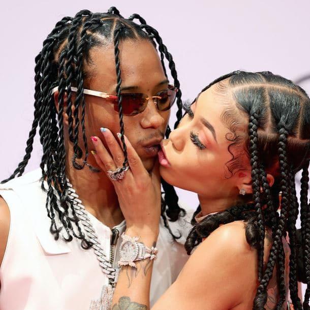 Rapper Pressa Dating, Girlfriend, Coi Leray