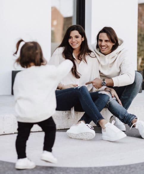Yann Sommer Married, Wife, Daughter