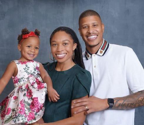 Allyson Felix Married, Husband, Daughter