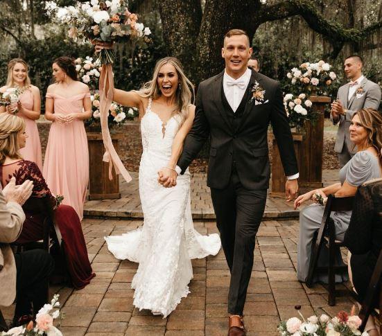 Caeleb Dressel Married, Wife, Partner