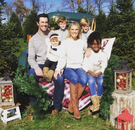 Cole Hamels Married, Wife, Children