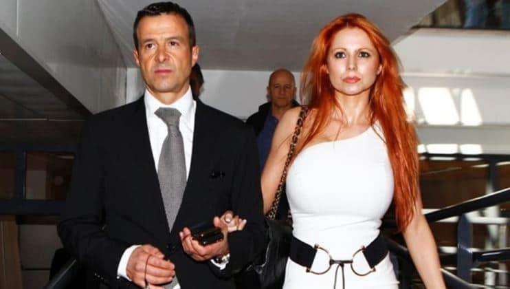 Jorge Mendis Married, Wife, Children