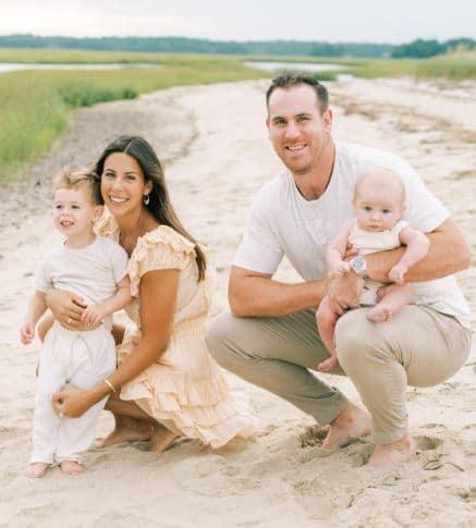 Kristen Hayes Married, Husband, Children
