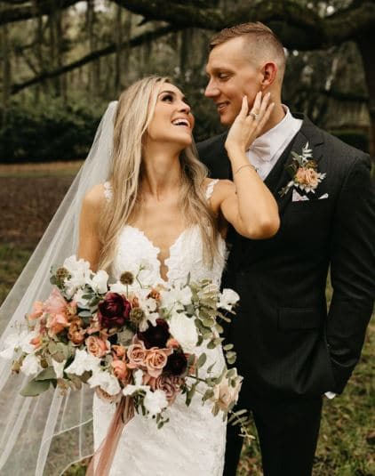 Meghan Dressel Married, Husband, Partner