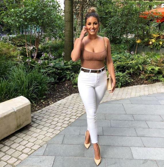 Olivia Naylor Age, Height, Birthday