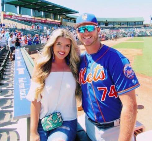Pete Alonso Girlfriend, Wife, Partner