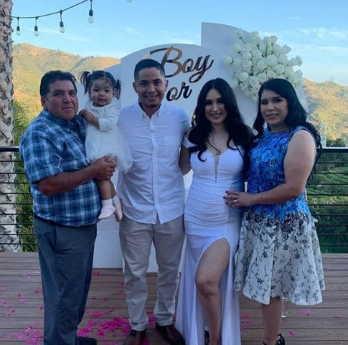 Yasmin Maya Parents, Family, Partner