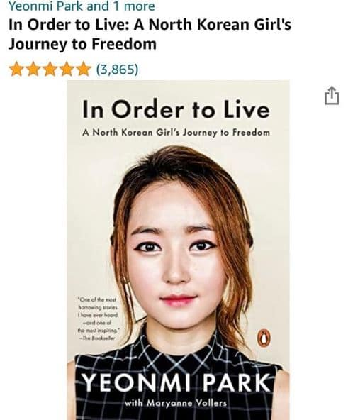 Yeonmi Park Net Worth, Salary, Income