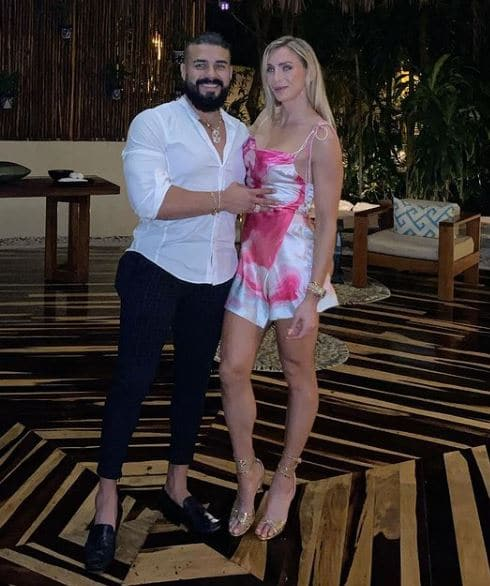 Andrade Married, Wife, Partner