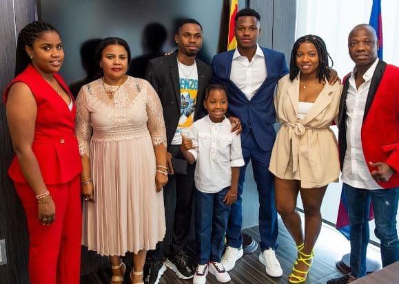 Ansu Fati Parents, Family, Siblings
