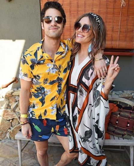 Darren Criss Married, Wife, Children