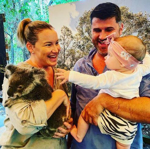 Hannah Ferrier Married, Husband, Children