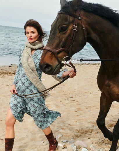 Helena Christensen Net Worth, Salary, Income