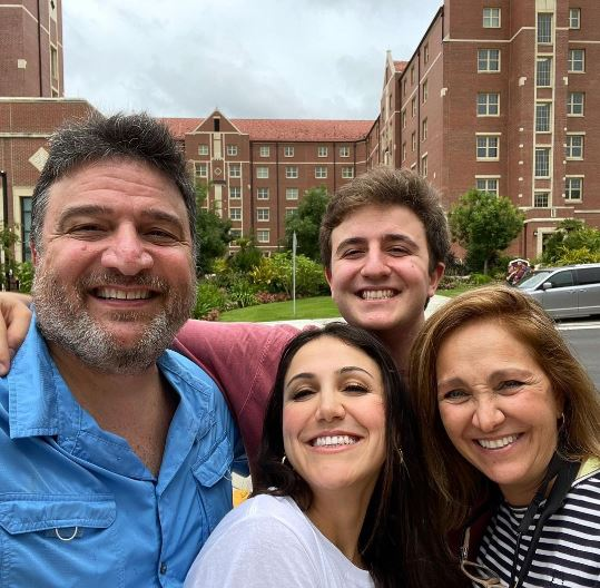 Kat Stickler Parents, Brother, Family