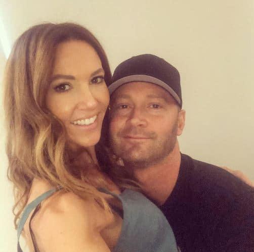 Kyly Clarke Married, Husband, Partner