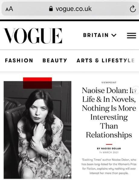 Naoise Dolan Net Worth, Salary, Income
