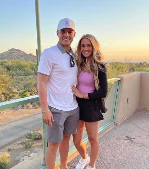 Zach Wilson Dating, Girlfriend, Partner