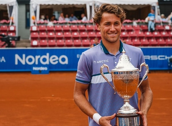 Casper Ruud Swedish Open