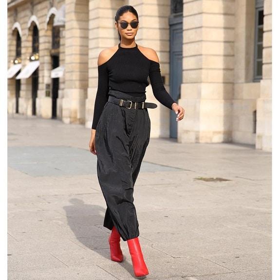 Chanel Iman net worth