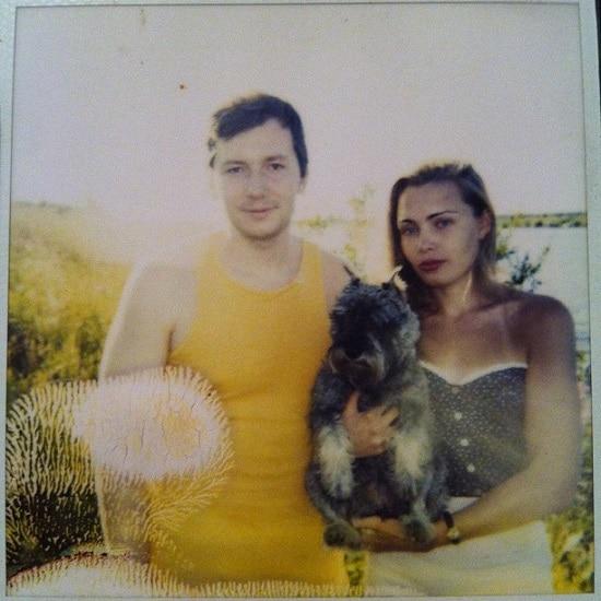 Elena Rybakina parents