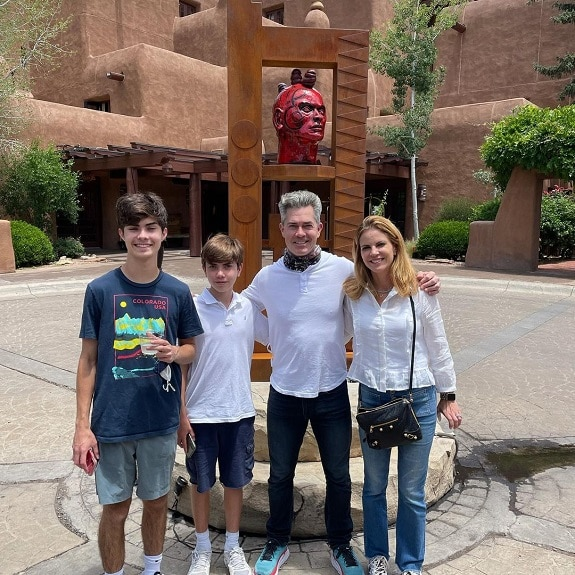 Natalie Morales husband, sons, family