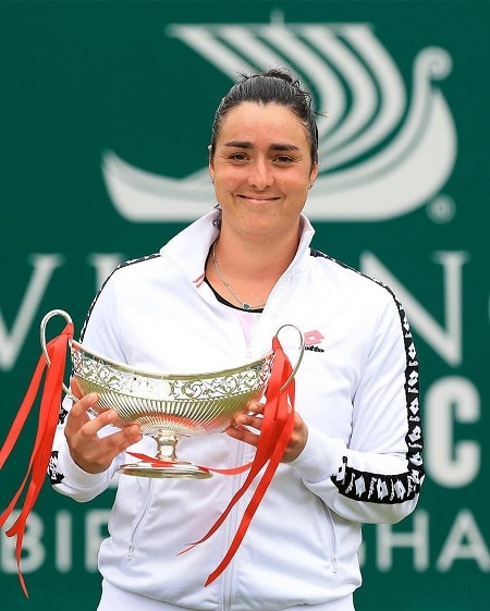Ons Jabeur WTA title