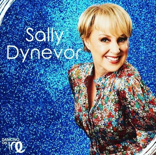 Sally Dynevor net worth, Dancing On Ice 2022