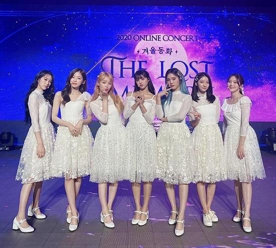 Seunghee OH MY GIRLS