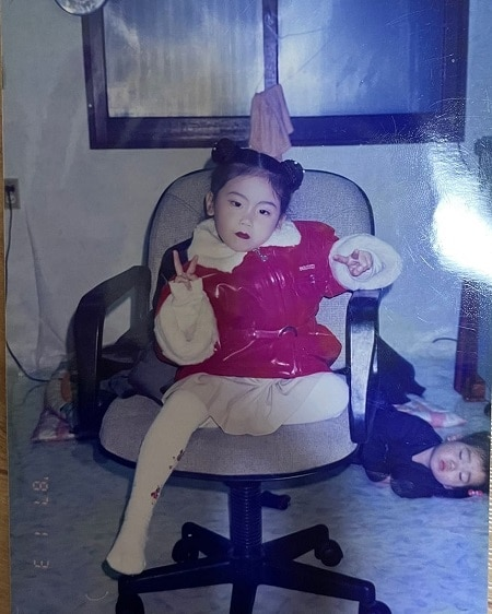 Seunghee sister